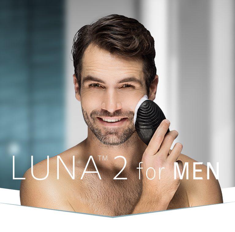 Máy rửa mặt Foreo dành cho nam