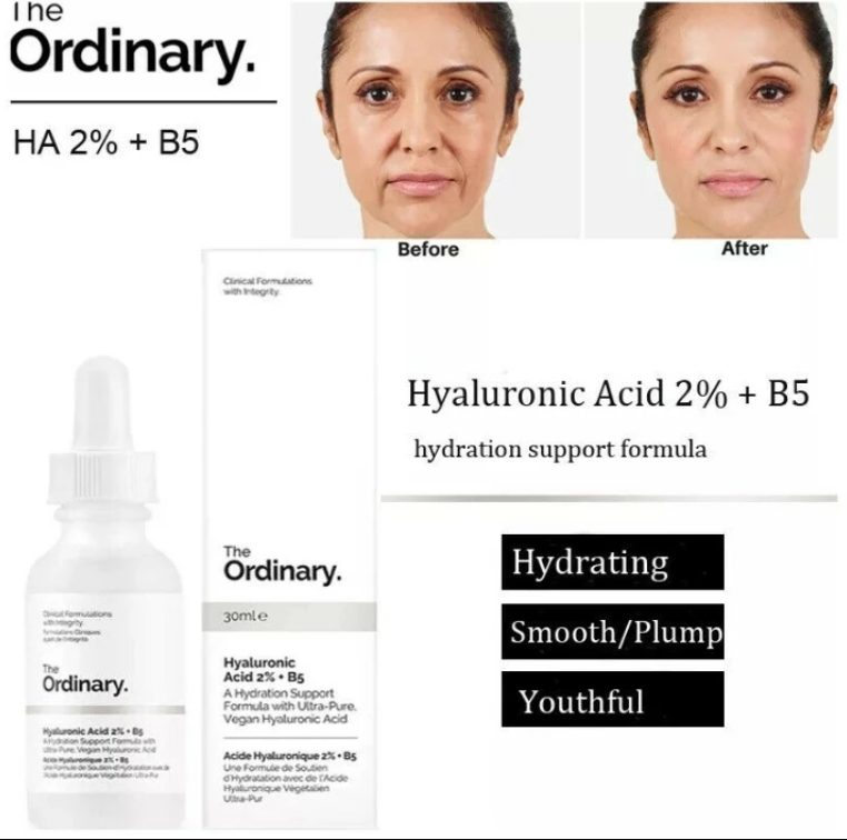 Review 8 loại serum The Ordinary