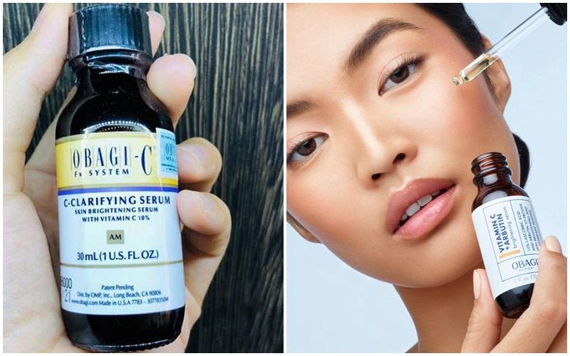 Tại sao Serum vitamin C của Obagi lại HOT đến vậy?