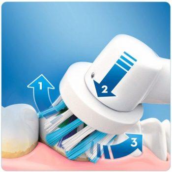 Bàn chải điện Oral-B Vitality Plus Pro White