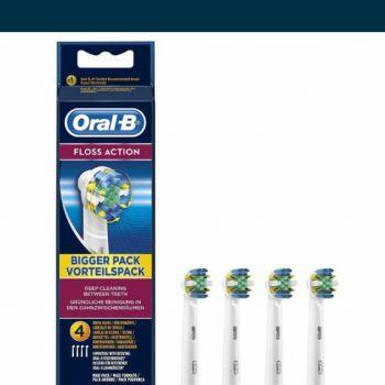 Bàn chải điện Oral-B Vitality Plus Floss Action