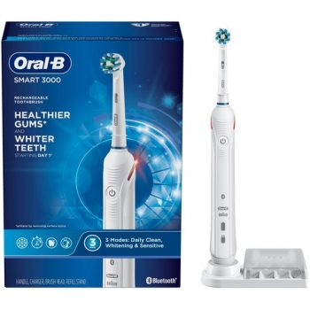 Bàn chải điện Oral-B Smart 3000 Rechargeable Electric