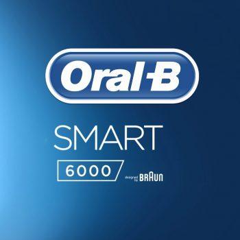 Bàn chải điện Oral-B Smart