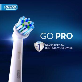 Bàn chải điện Oral-B Pro
