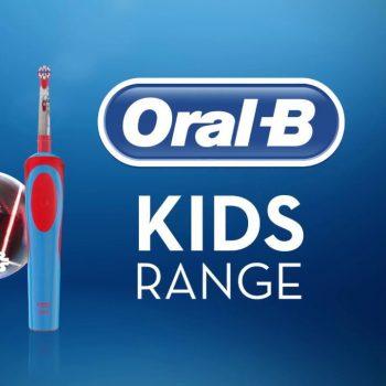 Bàn chải điện Oral-B Kids